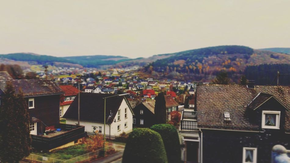 Sky Travel Destinations Nature Landscape_Collection Landscape_lovers Landscapephotography Village Mudersbach Cityscape Architecture View From The Window... View Germany GERMANY🇩🇪DEUTSCHERLAND@ Cloud - Sky Hills Mountain