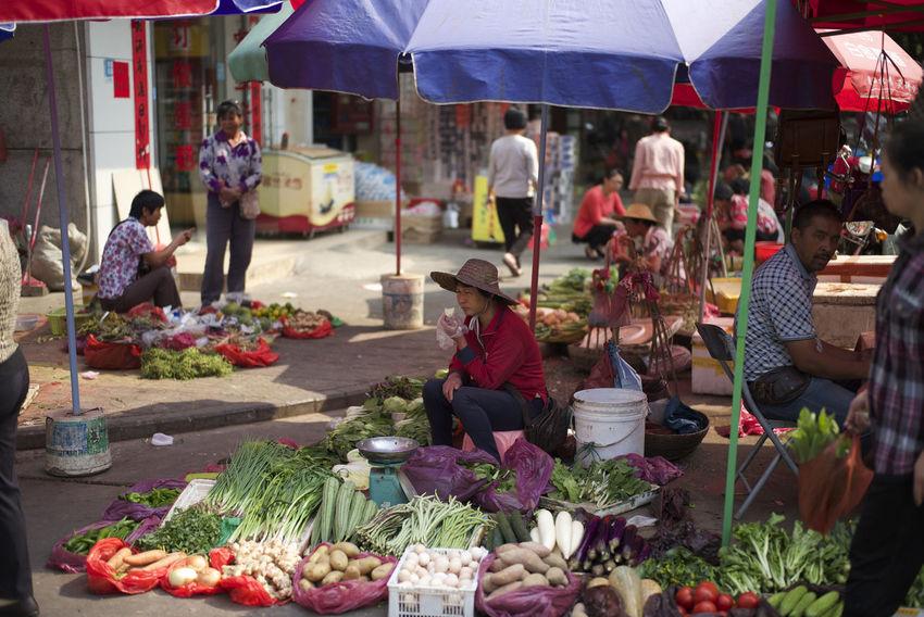 Asian Culture Market Danshui Town China Trip Walking Around The City  Leica M-P