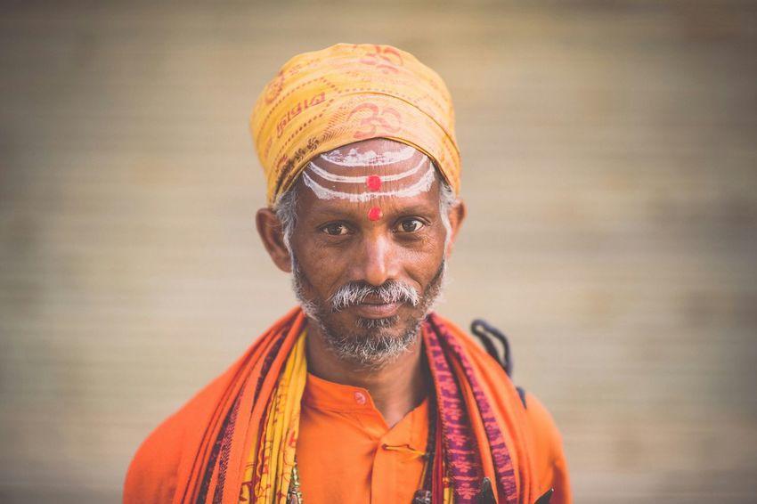 The Portraitist - 2015 EyeEm Awards Sadhu Kathmandu, Nepal Nepal