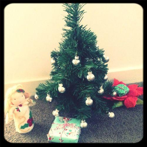 My Mini Christmas Tree