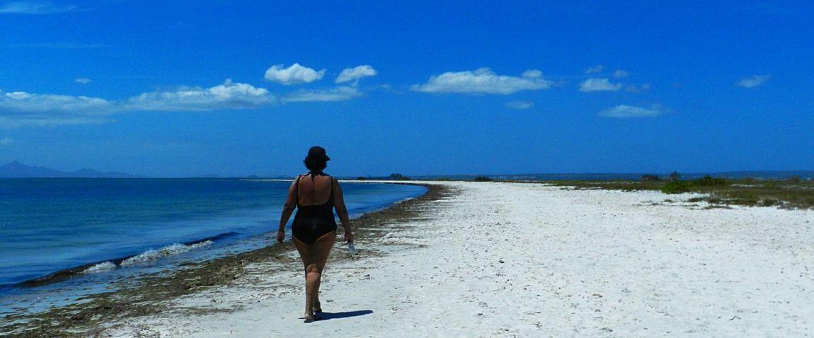 Caribbean Sea Beach Photography Sky And Sea Beautiful Nature Blue Sky Venezuela_captures Island Playa Venezuelaforum Beach Time