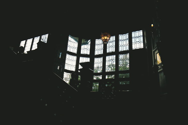 Petwood Hotel gardens WindowThe Week On EyeEm Indoors  Low Angle View Architecture Day Built Structure No People