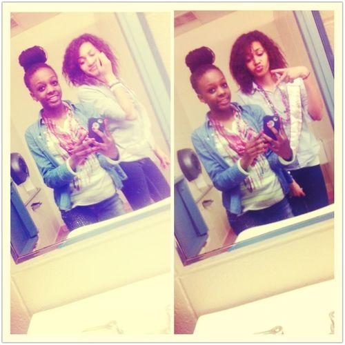 Me & Lexii Awhile Back