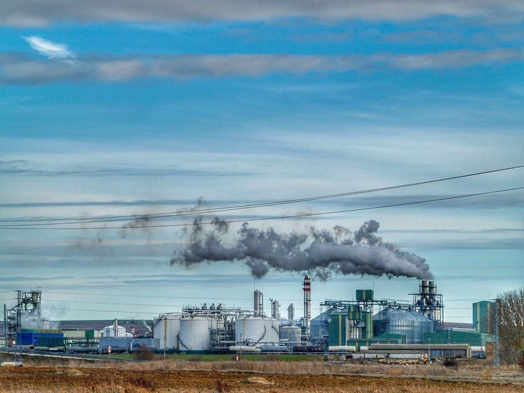 Biodiesel Emission Co2 Issues Toxic Gas Toxic Unhealthy Contamination Smoke Bio Gas Environmental Damage Environment Pollution Of The Environment Rural Scene Industrial Photography Industrial Industry Pollution Factory Smoke Stack Air Pollution Smoke - Physical Structure Fumes Emitting Chimney Environment Environmental Issues Fuel And Power Generation Power Station Outdoors