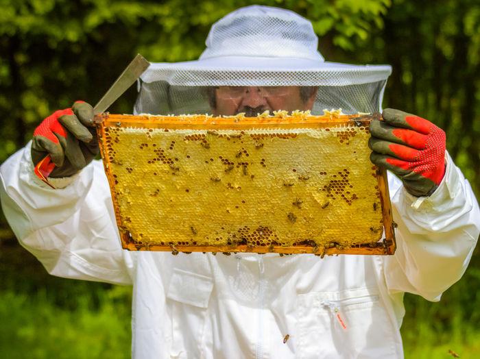 Beekeeper HoneyBee