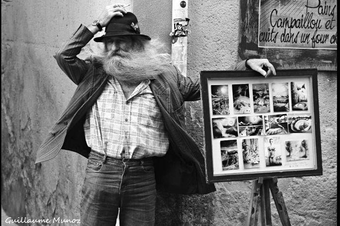 Blackandwhite Enjoying Life Streetphotography Artist Isle Sur Sorgue The Human Condition Black & White Black And White France Provence