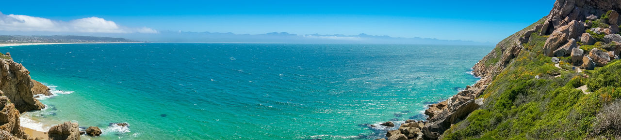 Wide panorama