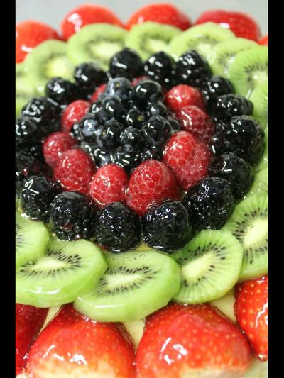 Freshness Fruit Berry Fruit Food And Drink No People Close-up Food Sweet Food Dessert Kiwi - Fruit Blackberry Ready-to-eat