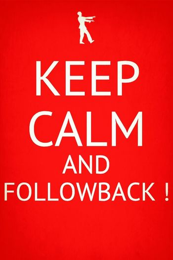 Yes everyone must followback !