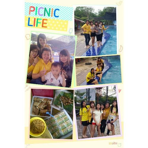 Latepost Picnic Younglic_alfgil Ourmoments2014 ourmoments Photo photography qualitytime withourfamz withfriend PosterLabs