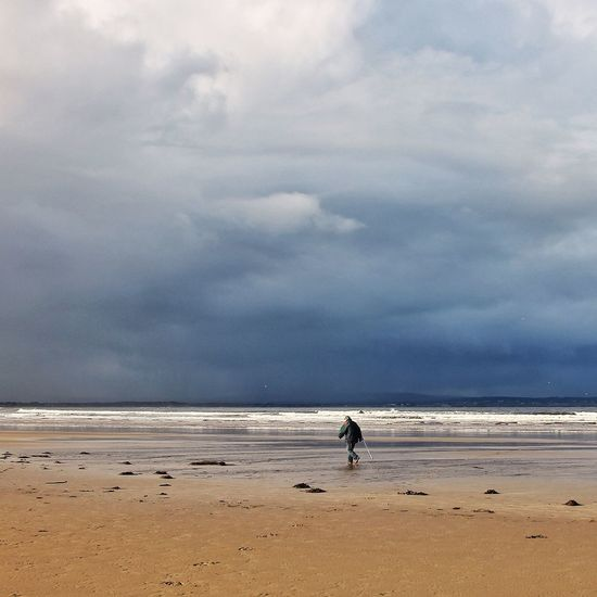 Up and down the beach he paced, as loney as a cormorant left behind in a storm. Tadaa Community Life Is A Beach Cloud And Sky Thewildatlanticway