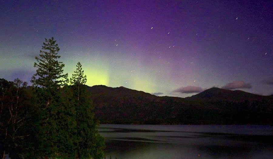 T h e N o r t h e r n L i g h t s • S c o t l a n d • L o c h M a r e e Scotland Northern Lights Scottishnorthernlights Aurora Borealis Phenomenon Canonphotography Nightscape Lochmaree Scottish Highlands Sallystevens