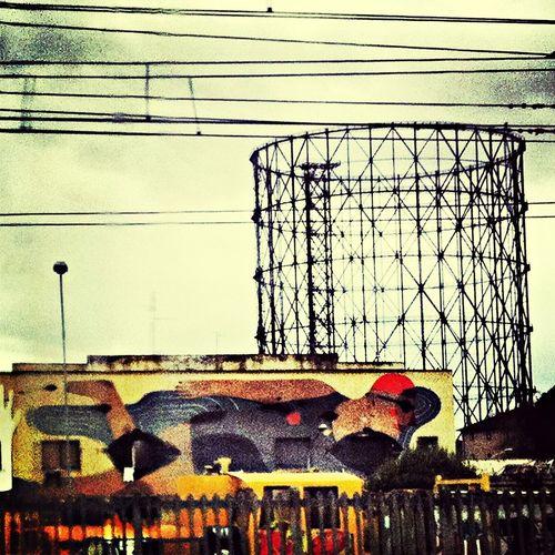 Agostinoiacurci  Graffiti Street Art
