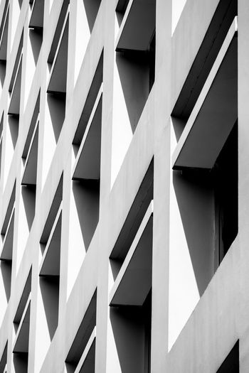 Built Structure Architecture Full Frame No People Pattern Backgrounds Building Exterior Day Design Low Angle View Building Close-up Outdoors Roof White Color Architectural Feature Sunlight Metal Abstract Development