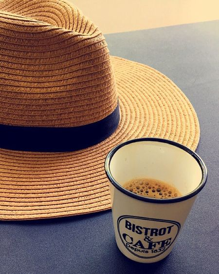 Coffee Coffee Time Chapeau Expresso  Newcal Nouvelle Calédonie