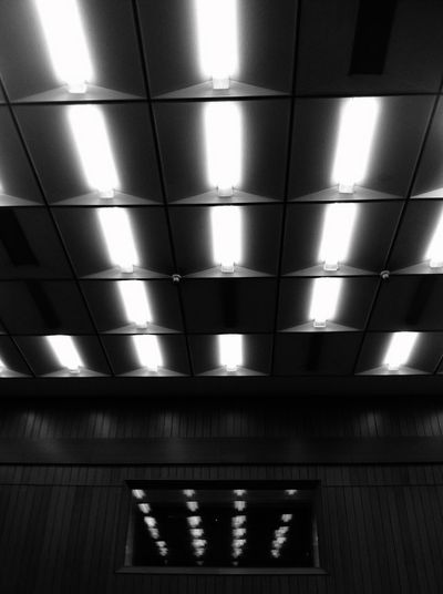 Illuminated Lighting Equipment Indoors  Architecture Ceiling Built Structure No People Light Glowing Electric Light