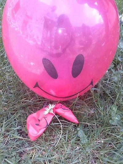 Morto Palloncino Smile