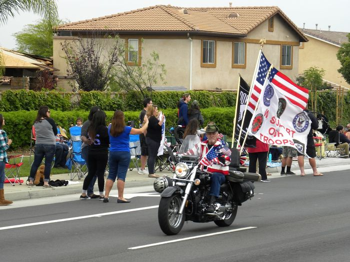 Taking Photos Enjoying Life Hanging Out West Coast Thunder Memorial Day Veterans Bikers Outdoors Feel The Journey Showing Support Color Photography Memorialday People California Bike Run Harley Davidson Motorcyclepeople Motorcycle American Flag Support Our Troops America Colour Of Life