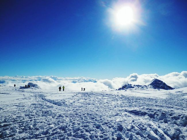Landscape Nature Nature Photography Sky Cold Temperature Winter Snow Beauty In Nature Outdoors Mountain Mountain View Vitosha Mountain Bulgarian Nature Beauty In Nature Beautyday 😊😍