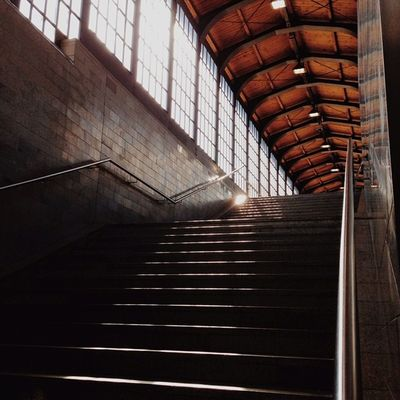 Beautiful light on the stairways #everchangingberlin #ecb_reclaim #instameet #igersberlin #igersgermany #vscocam