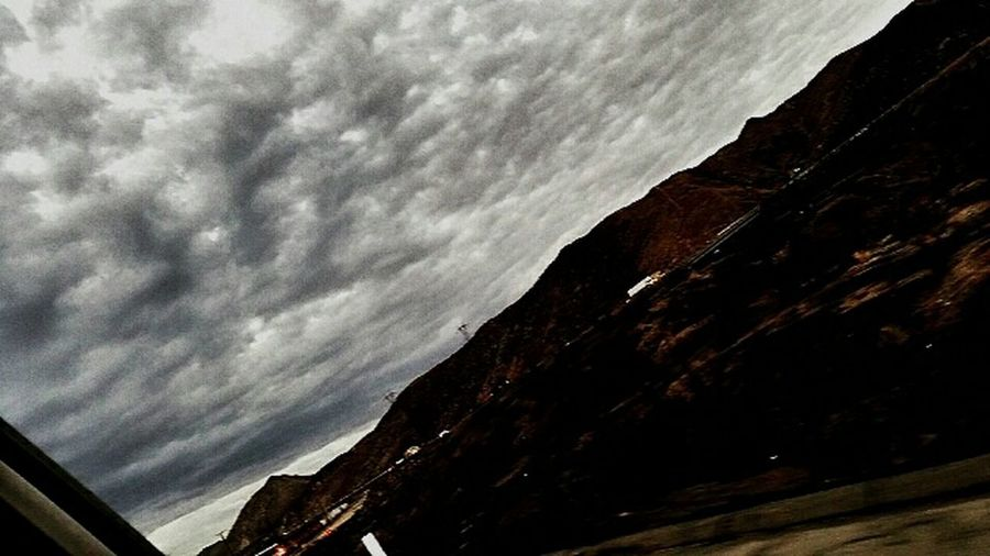 El Cajon Pass California Beauty In Nature Landscape Storm Clouds Artinthesky Skylovers Perspective Photography Cold Weather Beauty In Nature Sky And Clouds