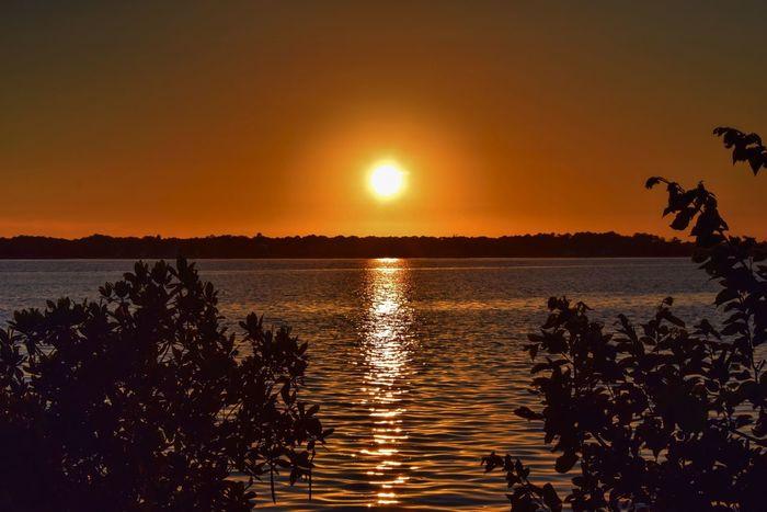 EyeEm Best Shots - Sunsets + Sunrise Tadaa Community Sunset Sun_collection El Jobean Pier, FL