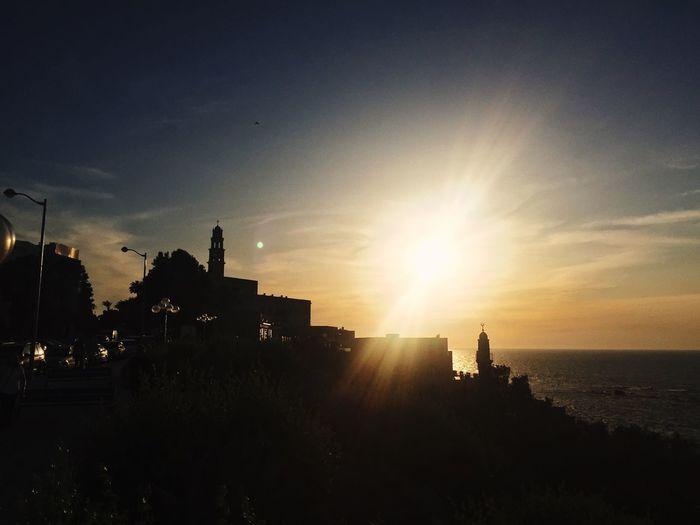 Sunset Tel