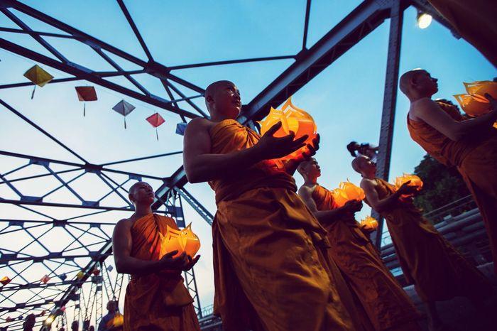 My Best Photo 2015 Monks Vesak TruongTien