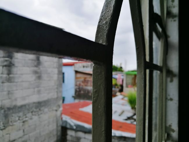 Thinking about the outside world, life is unfair Indoor Photography Third Country Poor And Dirty Land Unfairworld Curruption Illegal Settlers Squatter Area Philipines Houses City