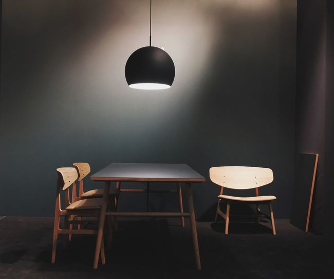 Architecture Creative Light and Shadow Interior Style Interior Views Light Chair Chairs Fujifilm X-t20 Furniture Illuminated Indoors  Interior Interior Design Light And Shadow No People Table Wood - Material