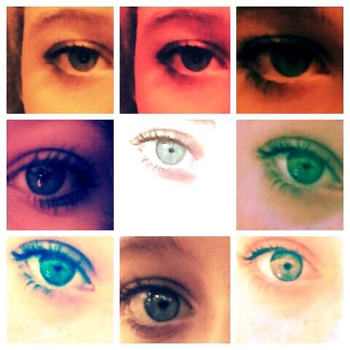 If u could have any of these eyes witch one would u pick