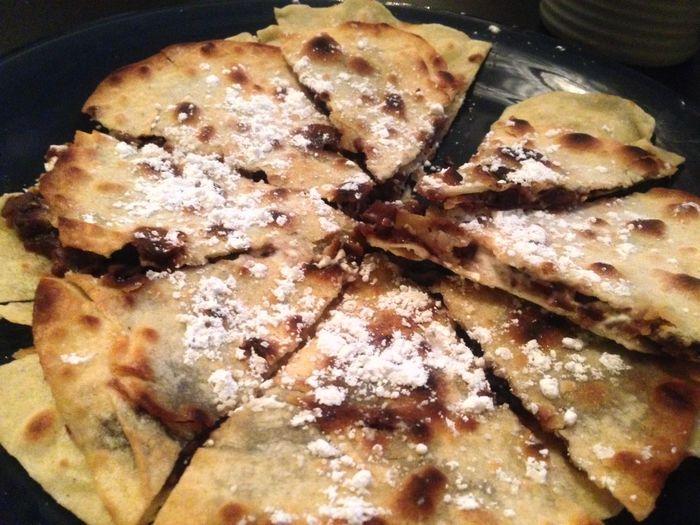 Food Homemade Meal No People Quesadilla カサディア