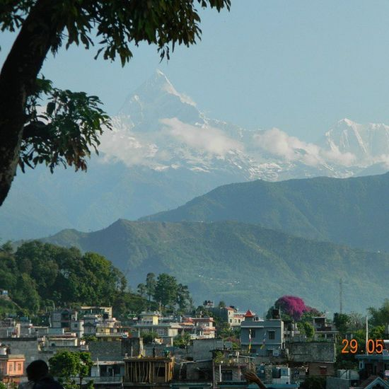 Annapurna Mountain Range, Pokhara,Nepal . *Pokhara's bewitching beauty has been the subject of many travel writers. *Its pristine air, spectacular backdrop of snowy peaks, serene lakes and surrounding greenery make it 'the jewel in the Himalaya', a place of remarkable natural beauty. *With the magnificent Annapurna range forming the backdrop and the serenity of three major lakes – Phewa, Rupa and Begnas – * Pokhara is the ultimate destination for relaxation. *Pokhara Valley, gateway to the Annapurna region where many a trekker finds his Shangri-la, sits high on the list of 'must visit' places in Nepal. *Pokhara once lay on the important trade route between India and Tibet. *To this day, mule trains set up camps on the city outskirts, bringing goods from remote Himalayan regions including Mustang. *Gurungs and Magars, who have earned world-wide fame as fierce Gurkha warriors, are predominant here. *Thakalis, indigenous of the Thak Khola region of Mustang, are known for their entrepreneurship and run tea houses along thetrek routes in the Annapurna region. . . . . . . . . . . . . Thememorylane Mypixeldiary @photographers_of_india @photographers.of.india