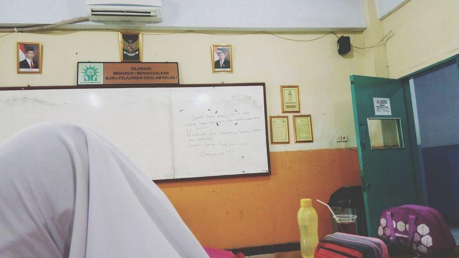 Classroom Front View Frontage Classin2016 Class Islamicschooll Muhammadiyah HighSchoolMemories HighSchoolLife