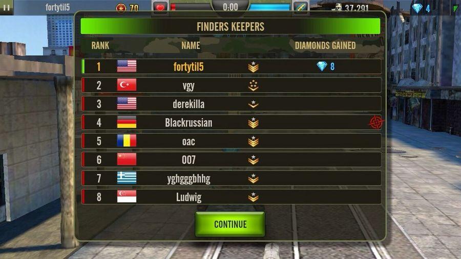 Iron Force Gaming Winner