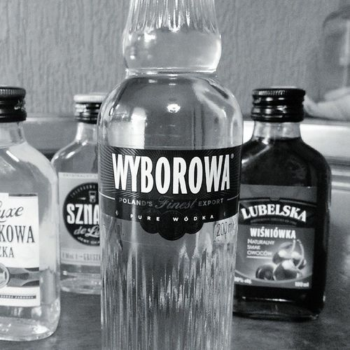 Wiborowa PureWodka