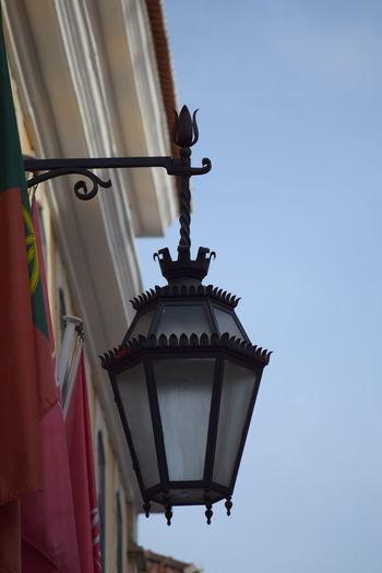 Chandelier Iron Chandelier Light Lisbon Portugal Street