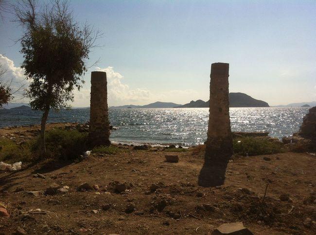 Bodrum Turgutreis  Turkey Seaside Sea Beach Traveling