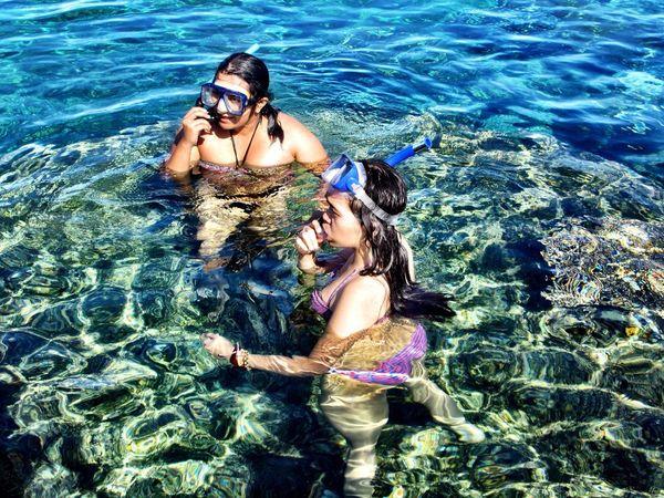 Snorkle Maluku  INDONESIA Sea