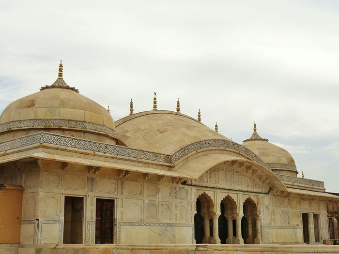 Architectural Photography inspired by @macenzo at Amber Fort, Jaipur.. Architecture Snapseed Amberfort Macenzo Photography