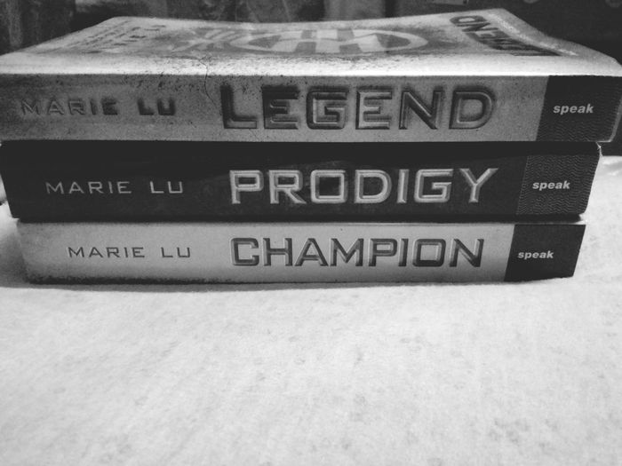 Marie Lu Legend Trilogy First Pic Lol First Eyeem Photo