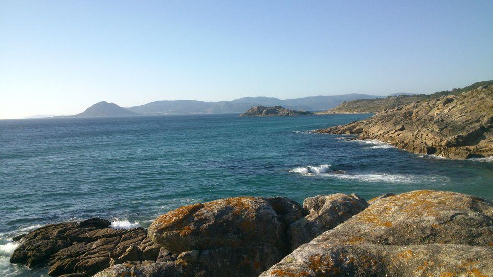 No Edit/no Filter Sea Monte Louro Galicia
