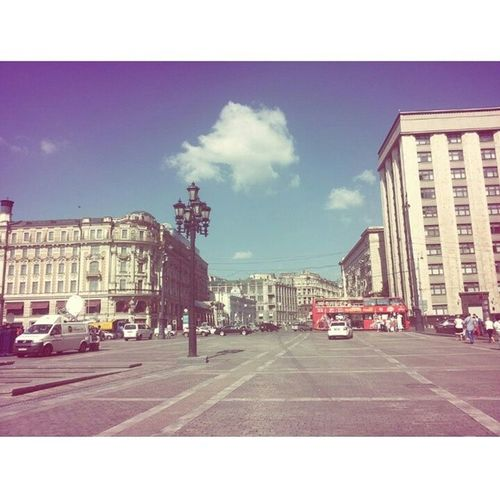 Как картинка. Москва