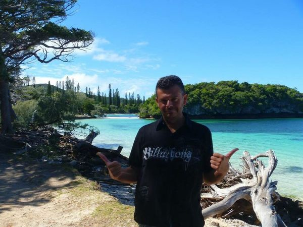 The Tourist Travel Photography Newcaledonia Nouvelle Calédonie Iledespins estate in Caledonia Pacific Ocean