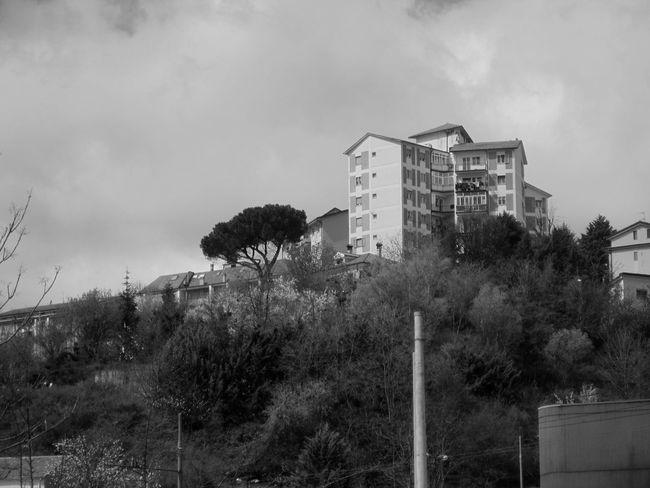 Potenza #Basilica #Black&White #blackandwhite #fotobiancoenero #fotobianconero #OldPicture #potenza #potenzainferiore #vialedelbasento Italia Italy