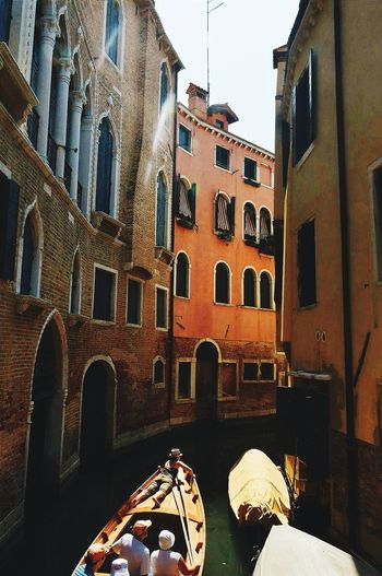Architecture Building Exterior Built Structure Window City Nature Water Day Sunlight Outdoors Travel City Beautiful Italia Italian Vibes Fav Place In The World Venezia Travel Destinations Aesthetics