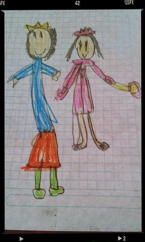 Dibujo MamaYHarumy