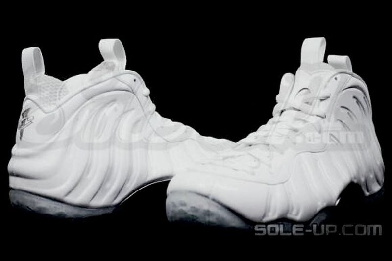 White Out Foamposites Are A Must Brah
