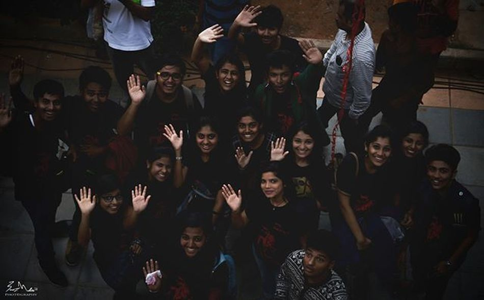 ** Hey Guyz!! ** Bunch of Happyfaces from NITK , Surathkal , Karnataka at Openstreets , Mgroad - Bangalore ____________________ Sets:- BuntZStreets | BuntZPhotowalk | BuntZPeople _____________ MyblrStories Storiesofindia Instameet Bengaluru Myblr SoBangalore Igersbangalore Indianphotographers Indianphotography Indiapictures Streetphotographyindia BuntZMehtaPhotography Faces Students National Institute of Technology, Karnataka