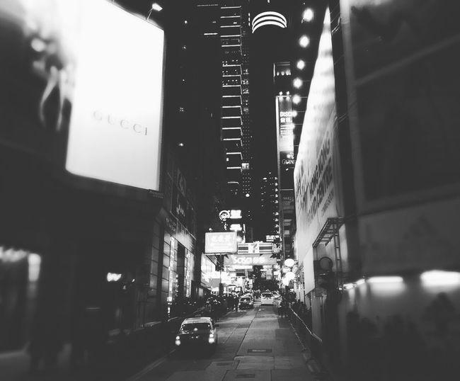 HongKong LKF Night Life